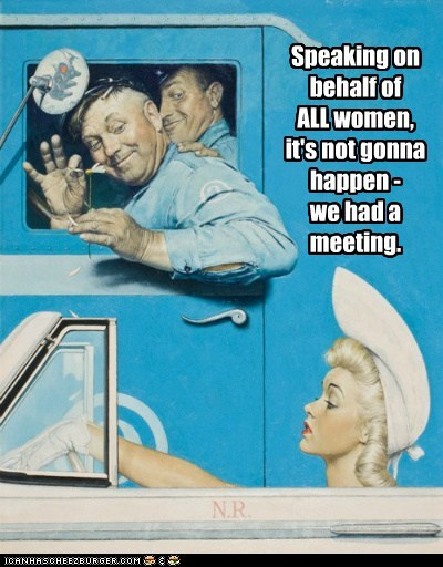 car denied driver harrassment man truck woman - 6358301184