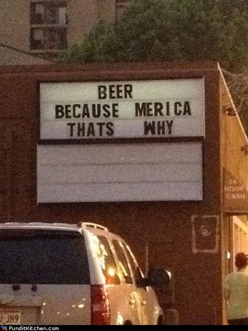 america,beer,political pictures,signs