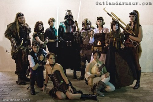 cosplay,scifi,star wars,Steampunk