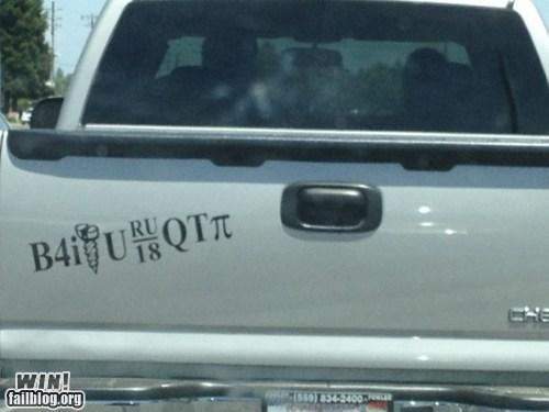 car creepy cryptogram dating truck - 6359778560