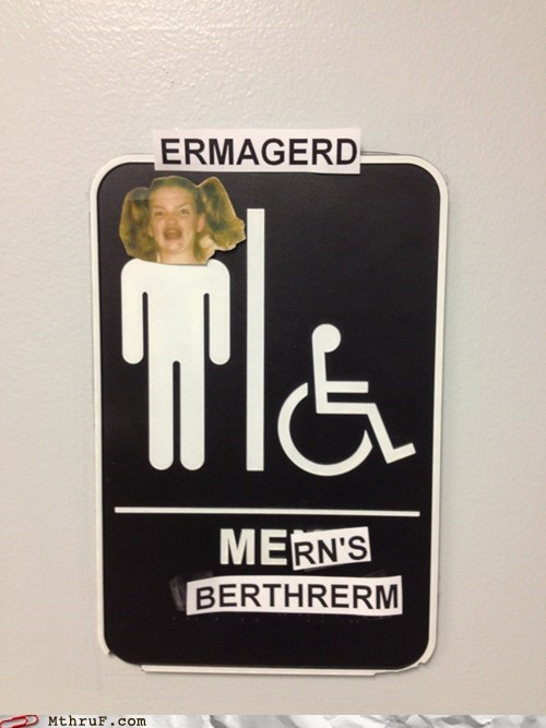 berks Ermahgerd gersberms Hall of Fame mens bathroom merns-berthrerm - 6359844352