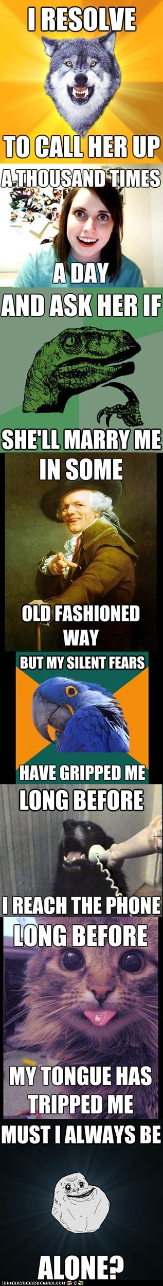 acid cat,Courage Wolf,hello yes this is dog,lyrics,Memes,Music,Paranoid Parrot,philosoraptor,sting,the police
