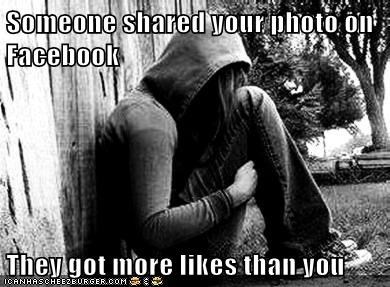 emo,facebook,First World Problems,likes