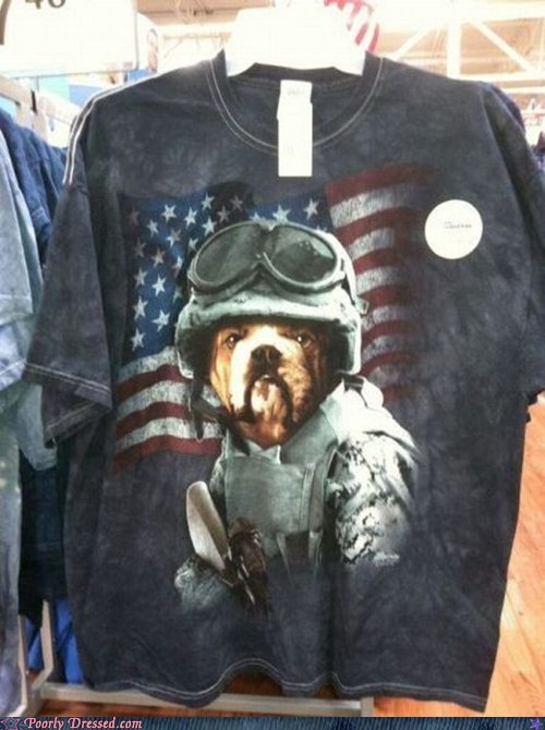 9-11 dogs fashion military - 6359876608