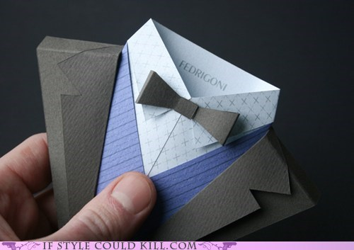 cool accessories origami paper suits - 6360187904