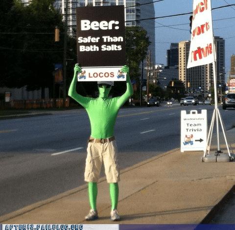 bath salts beer green man locos - 6360371968