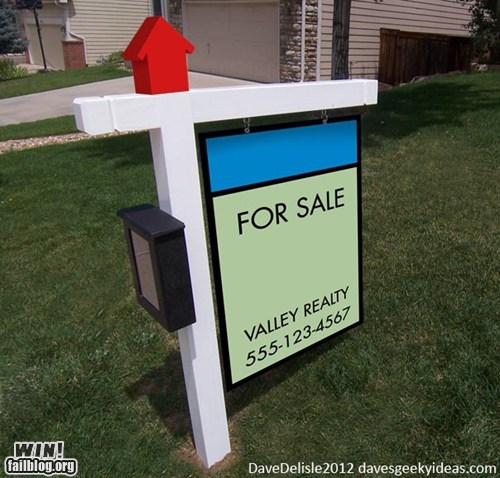 board game design monopoly real estate sign - 6360637440