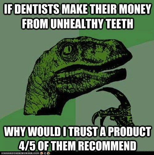 best of the week dentists Hall of Fame Memes philosoraptor products recommendation why - 6360784640