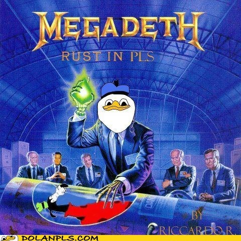 album cover,dave mustaine,megadeth,rest in peace