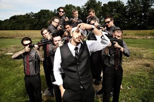 groomsmen picture - 6362557952