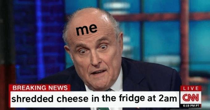 Funny Rudy Giuliani memes