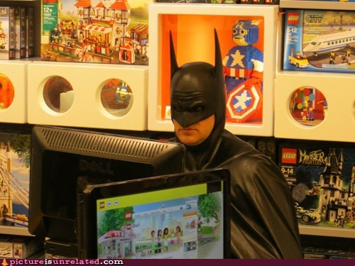 batman,costume,legos,store,Videogames,wtf