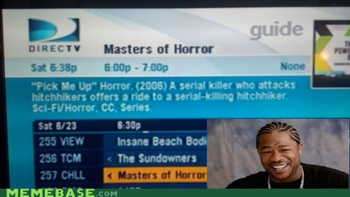 horror masters serial killers yo dawg - 6363481088