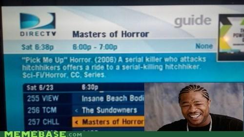 horror masters serial killers yo dawg - 6363481088