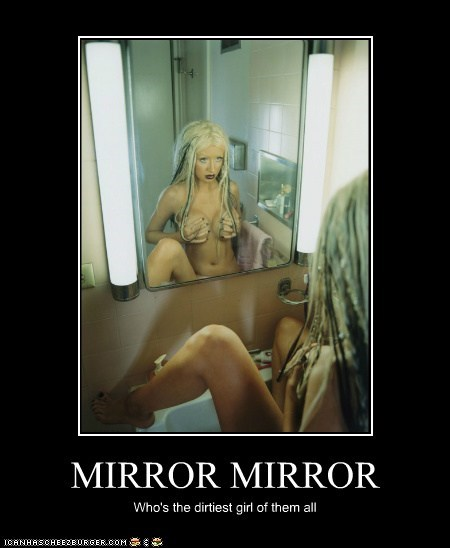 celeb christina aguilera demotivational eww funny Music pop Xtina - 6363869952
