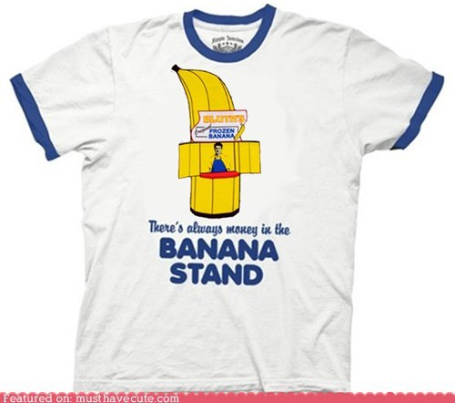 arrested development,banana stand,bluths,shirt