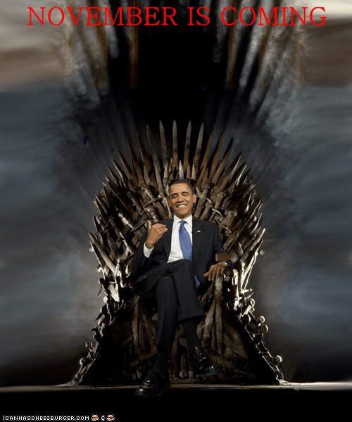 barack obama Game of Thrones political pictures - 6365858560