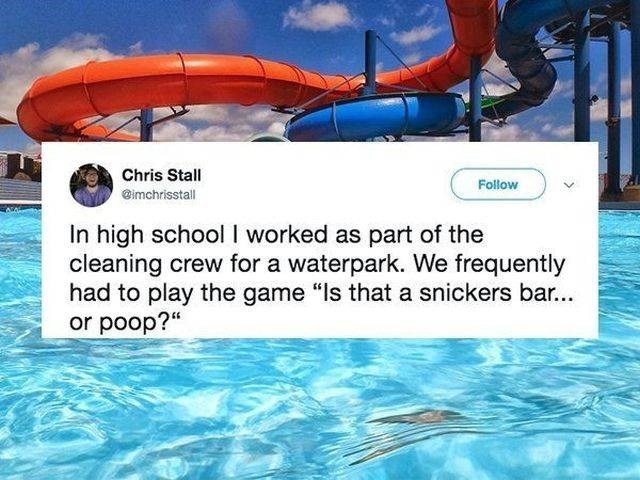 hilarious lolz worst job summer bad jobs lol summer jobs cheezcake funny weird - 6366213