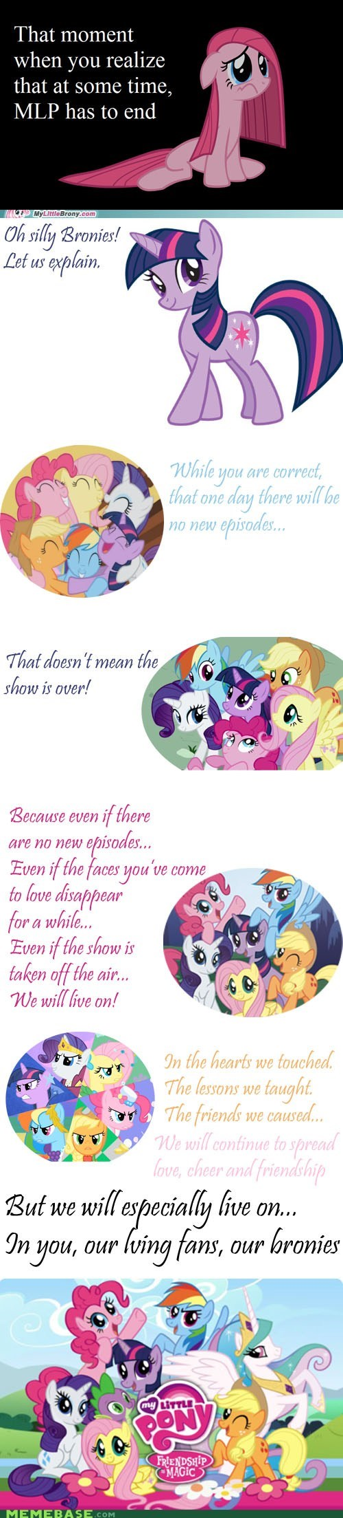 Bronies dont-let-it-die live on mlp end Sad the internets - 6366881792