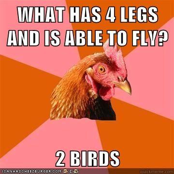 Anti-Joke Chicke anti joke chicken best joke birds five year olds flight kindergarten - 6367728384