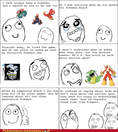 call of duty kids pokefan Pokémon rage comic Rage Comics - 6367796992