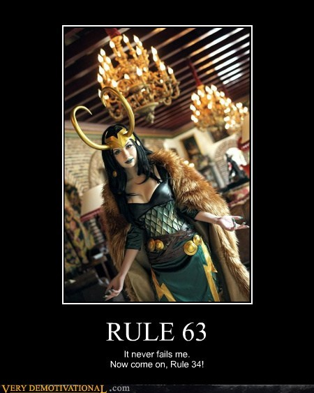 loki,Pure Awesome,Rule 34,rule 63