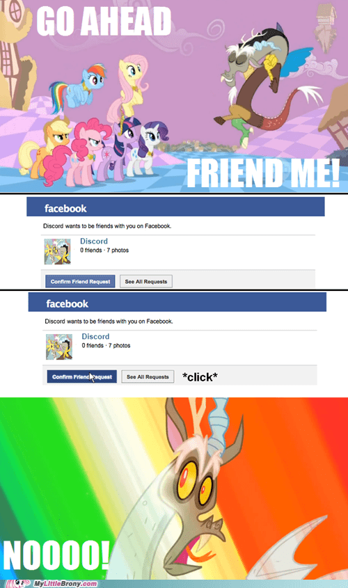 discord elements of harmony facebook friendship friendship is magic the internets - 6367987200
