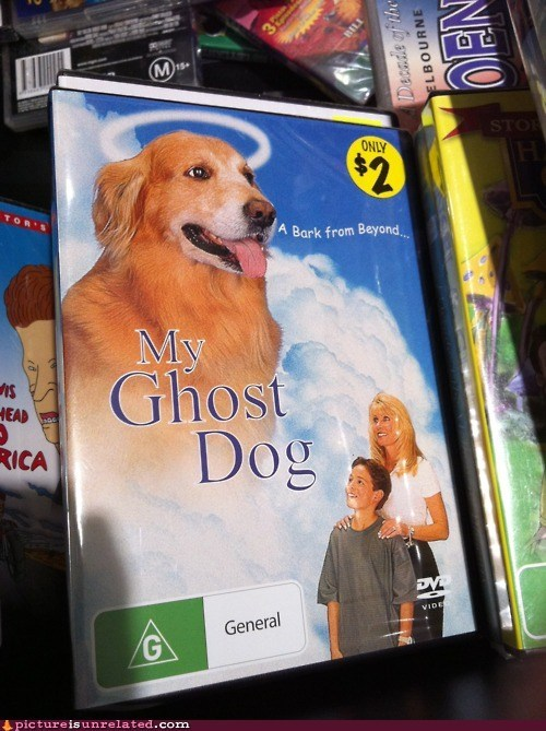 bark bark ghost dog heaven Movie wtf - 6368451840