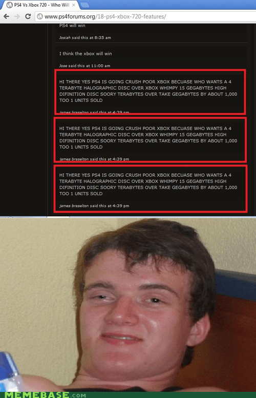 high guy internet Memes PlayStation 4 video games xbox - 6368559872