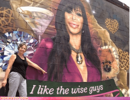 angela raiola big ang funny graffiti gross reality tv TV - 6368567296