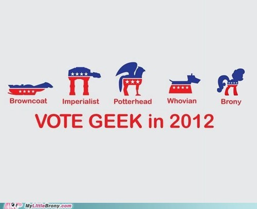 best of week,Bronies,doctor who,geek 2012,Harry Potter,star wars,the internets