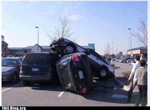 accident,cars,crash,parking spot