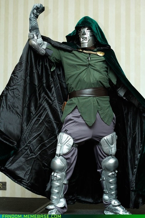 cosplay dr doom marvel superheroes - 6368950016