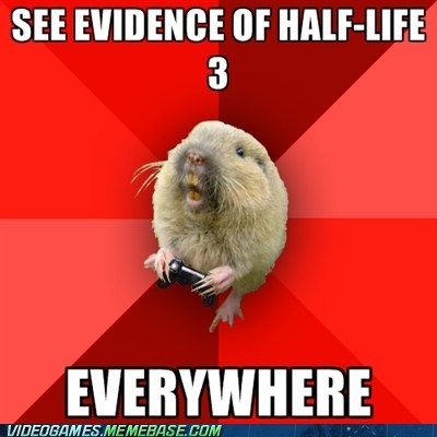 gaming gopher half life meme valve - 6368957952