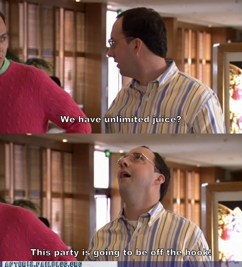 arrested development,Buster Bluth
