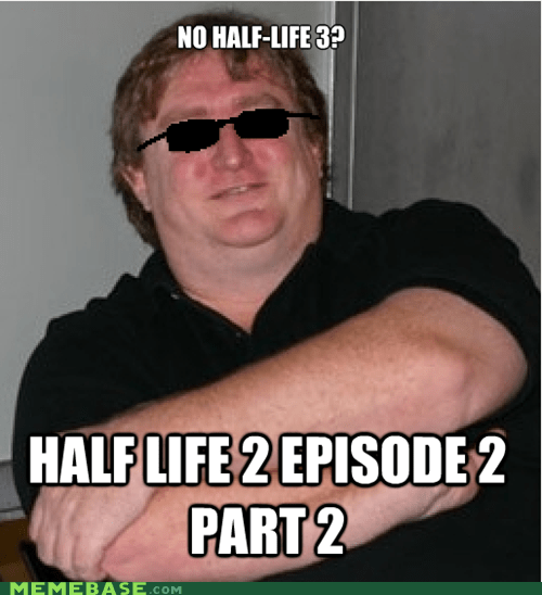 2 Deal With It gabe newell half life meme valve - 6369133824