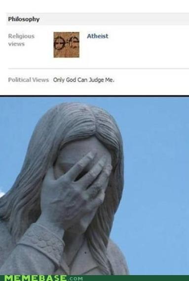 atheism god jesus Memes religion - 6369181440