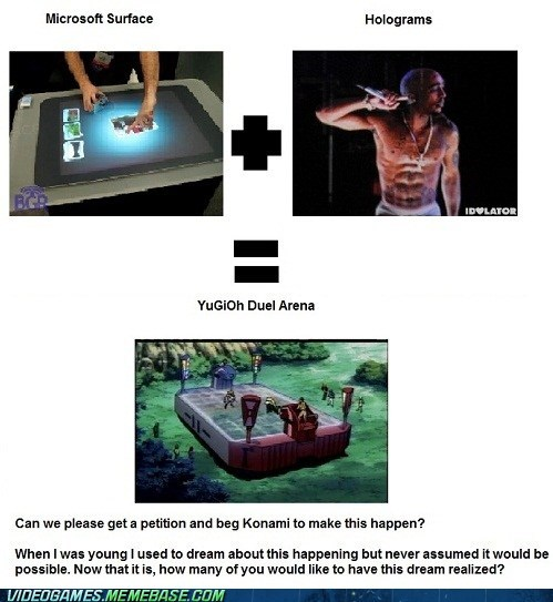 best of week holograms konami microsoft surface please the internets Why Not Yu Gi Oh - 6369204480