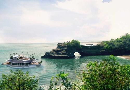 artificial island man made millionare ocean - 6369343488