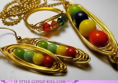 cool accessories geek chic jewelry zelda video games - 6369495296
