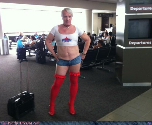airplane cross dressing first class flight - 6369550080
