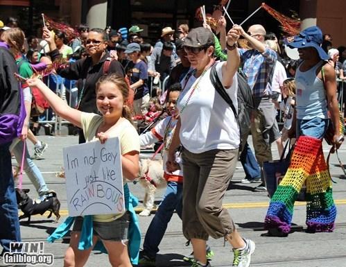 gay pride march pride rainbow - 6369918720