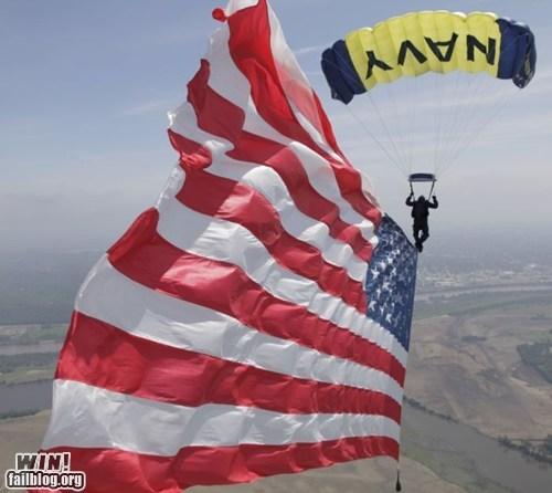 america flag merica military navy paragliding - 6370151680