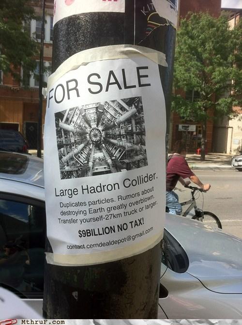 cern Large Hadron Collider LHC - 6370173952