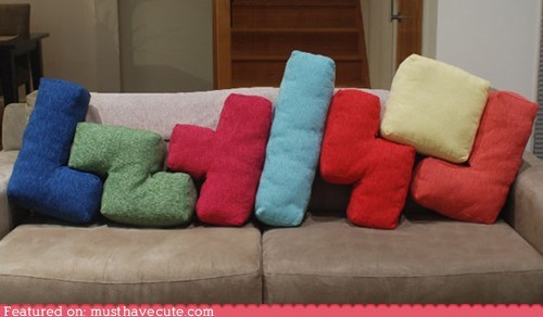 best of the week,couch,cushions,pillows,tetris