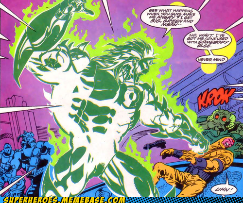 Green lantern hulk kyle Straight off the Straight off the Page - 6370740992