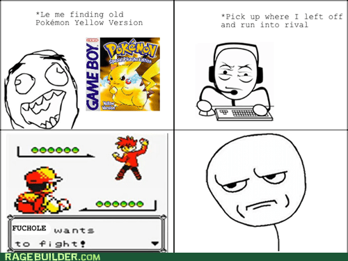 are you kidding me,Pokémon,Rage Comics,video games