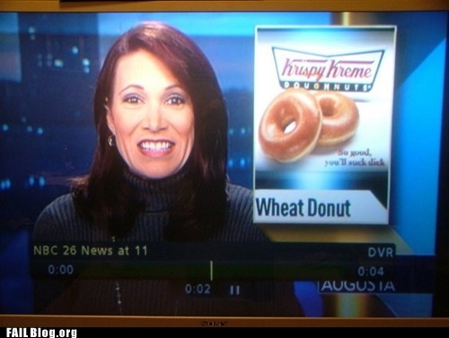 doughnuts,fail nation,krispy kreme,news,TV