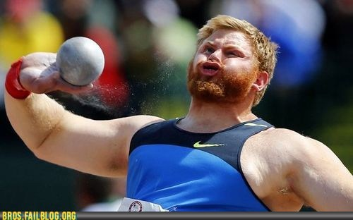Hall of Fame shotput unphotogenic - 6371876608
