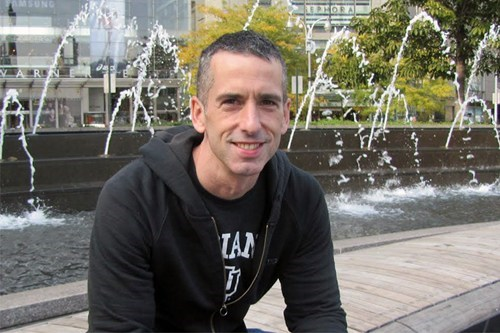 dan savage,goproud,mitt romney endorsement,Say What Now